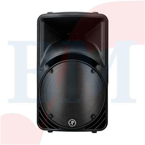 Speaker Aktif Mackie speaker aktif mackie srm350 v2 paket sound system profesional indonesia