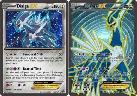 2 Dialga Ex Card thealpharanger cards dialga ex by thealpharanger on deviantart