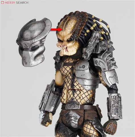 Predator Revoltech Sci Fi Series No 022 sci fi revoltech series no 022 predator item picture7