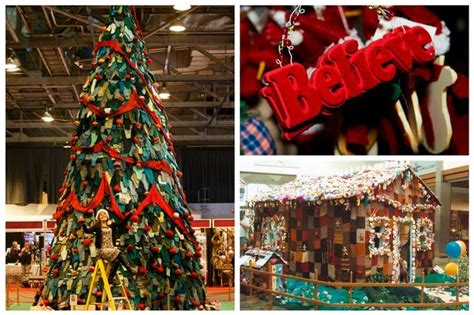 world s biggest knitted christmas tree coming to