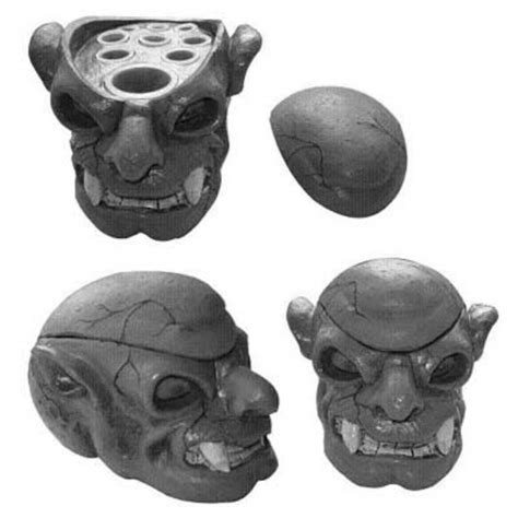 tattoo ink stand dimgray skull heads tattoo ink cup stand tattoo supplies