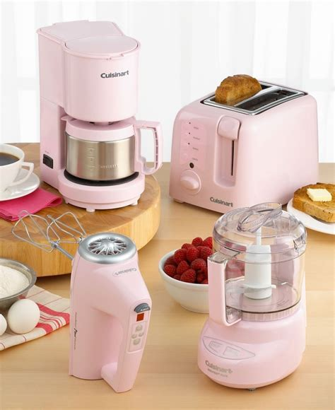 pink appliances kitchen the cuisinart pink appliances for my mom pinterest
