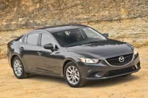 mazda 6 history of model photo gallery and list of