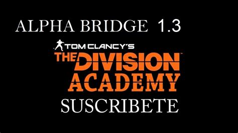 Division Kaos Division the division build alpha bridge 1 3 426dps 416dur 17hab