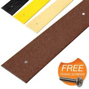 Anti Slip Stair Strips by Anti Slip Decking Strips In 4 Colours Free Screws