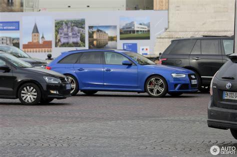 Audi Rs4 Nogaro Selection by Audi Rs4 Avant B8 Nogaro Selection 16 February 2018