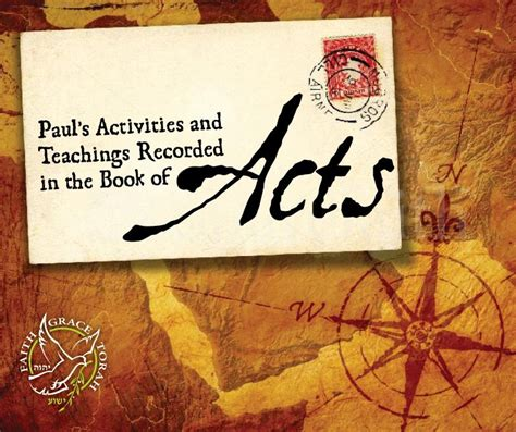 The Book Of Paul paul s activities and teachings recorded in the book of