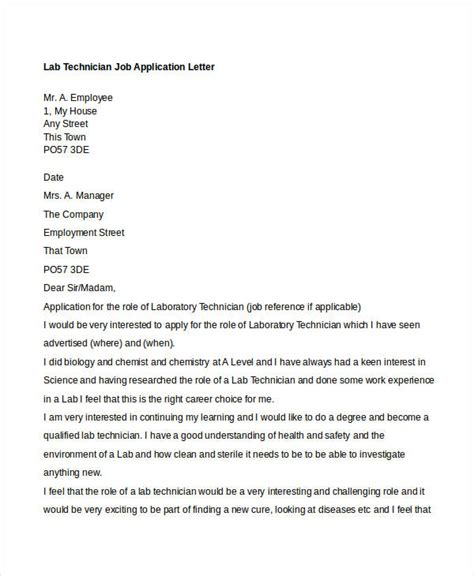 40 application letters format free premium templates
