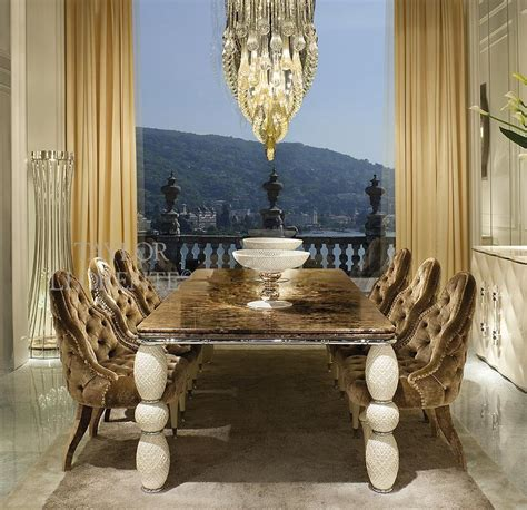 luxury dining table luxury marble dining table with ceramic legs