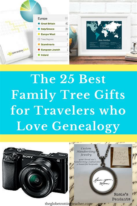 gifts for the family the 25 best family tree gifts for travelers who love