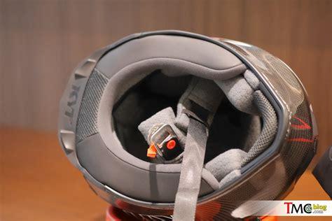 Helm Kyt Gr 1450 Vlog Review Bedah Detail Helm Kyt Nf R