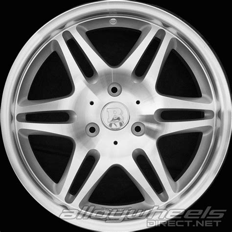 17 quot smart brabus mono vi wheels in forged high gloss polished alloy wheels direct 135988