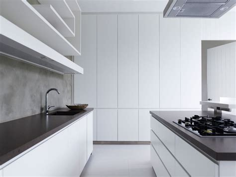 contemporary white kitchen modern white kitchen cabinet doors decosee com