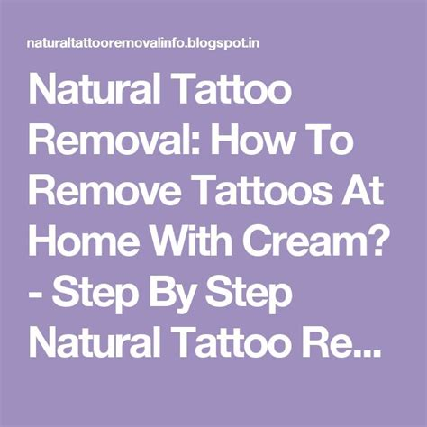 tattoo removal steps best 25 removal ideas on