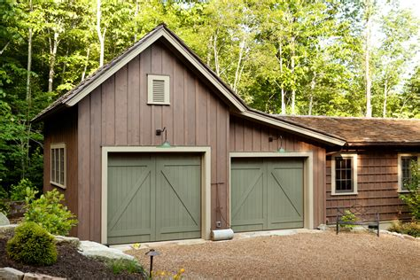 Garage Doors Green Bay Board And Batten Siding Garage Traditional With Wood Shingle Siding Wood Shingle Si
