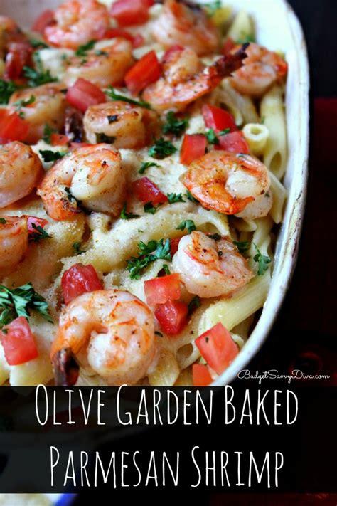 Olive Garden Recipes by Olive Garden Baked Parmesan Shrimp Recipe