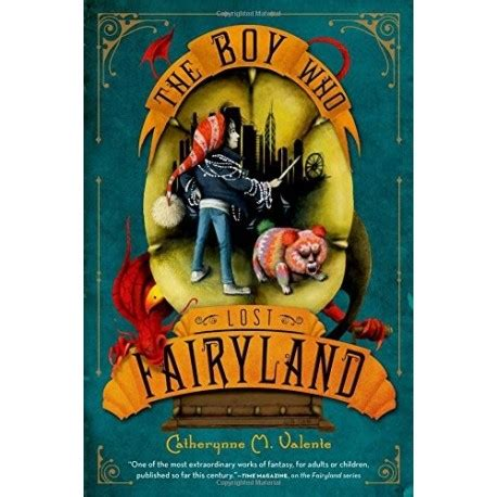 the boy who lost fairyland english wooks