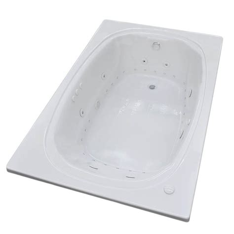 air bathtub universal tubs agate 6 ft whirlpool and air bath tub in