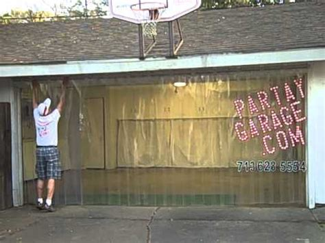 How To Climate A Garage by Partay Garage Climate Screen Setup Avi