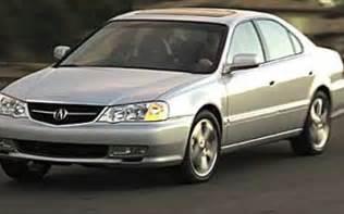 Acura Tl Type S 2002 Motor Trend 2002 Acura Tl Type S