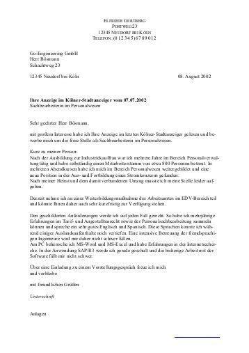 bewerbung für wohnung muster 20 free magazines from vermittlungswissen de