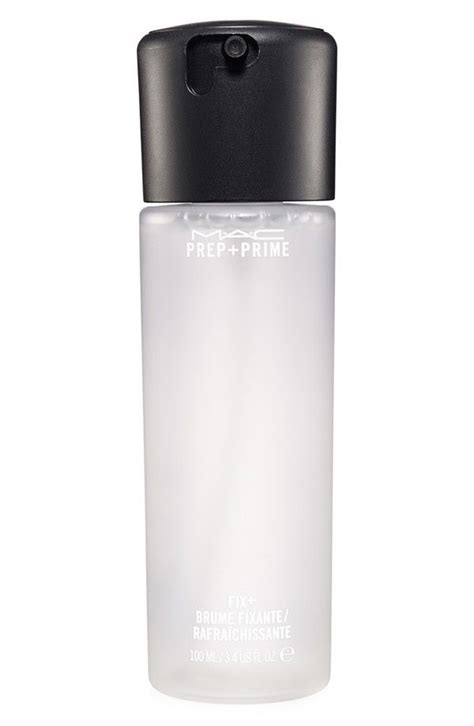 Mac Prep Prime Spray 100ml mac cosmetics prep and prime fix plus mist spray