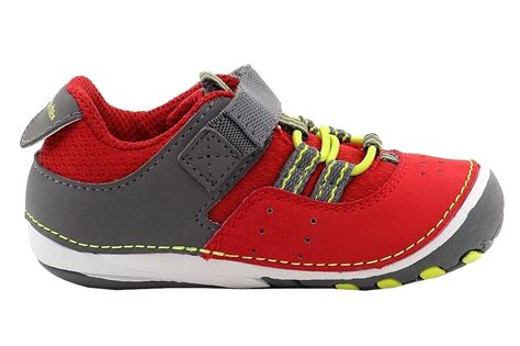 stride rite kid shoes stride rite toddler boy s soft motion amos sneakers shoes