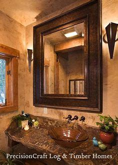 cabin bathroom mirrors wall mirrors on pinterest framed mirrors yellow dining room and log cabin bathrooms