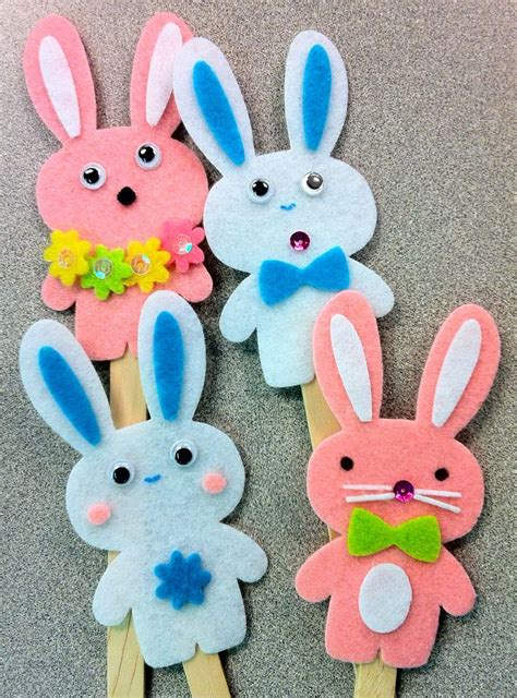 arts and crafts ideas for best 25 bunny crafts ideas on easter crafts