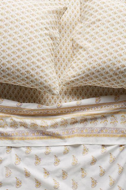 gold pattern sheet set white and gold paisley sheet set