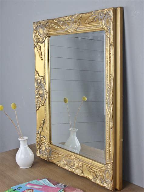 spiegel gold barock spiegel gold barock holz 62cm