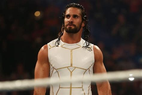 seth rollins talks about meeting rude fans never leaving