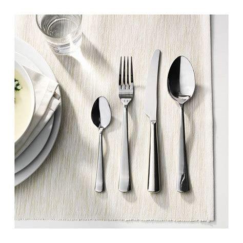 ikea besteck gold sedlig 24 cutlery set stainless steel ikea