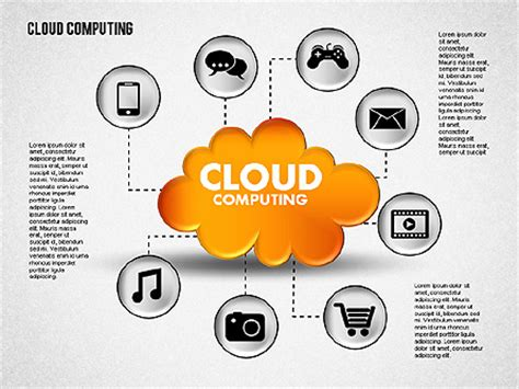 ppt templates for cloud computing free download cloud computing shapes for presentations in powerpoint and