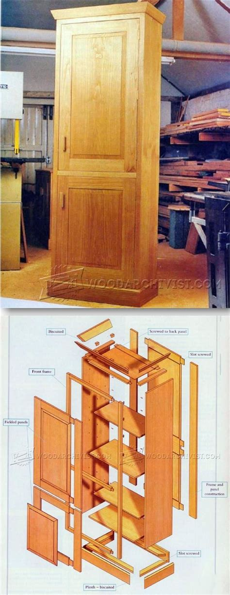 armoire furniture plans best 25 cabinet plans ideas only on pinterest ana white