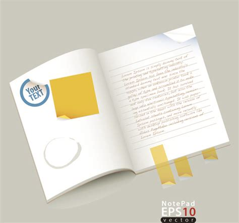notebook cover design vector free download notebook free vector download 430 free vector for