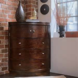 Tribecca corner chest contemporary dressers chests and bedroom