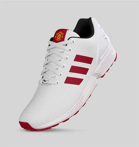 adidas manchester united useless adidas mi manchester united zx flux shoes