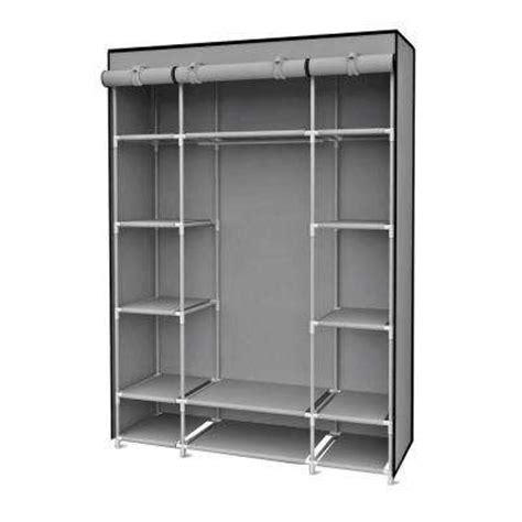 garment racks portable wardrobes closet storage