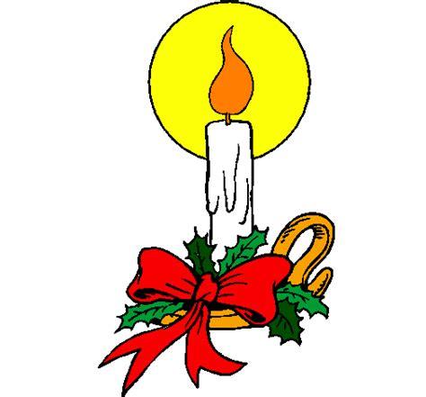 disegno candela disegno candela di natale colorato da utente non