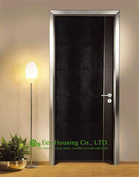 Aluminum Modern Door For Restaurant Use Customized Interior Door For Sale
