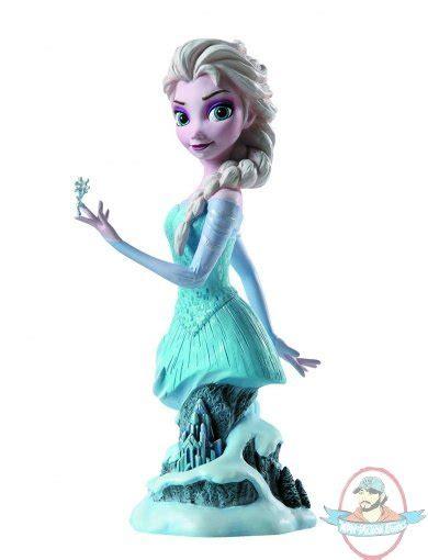Enesco Grand Jester Frozen Elsa Mini Bust frozen grand jester elsa mini bust by enesco