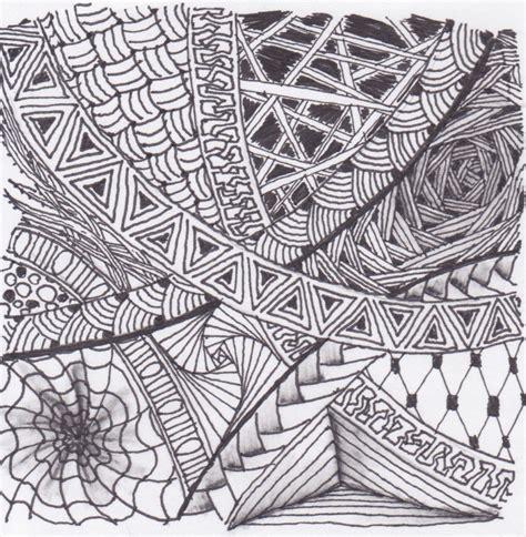 zendoodle ideas z for zentangles somber scribbler