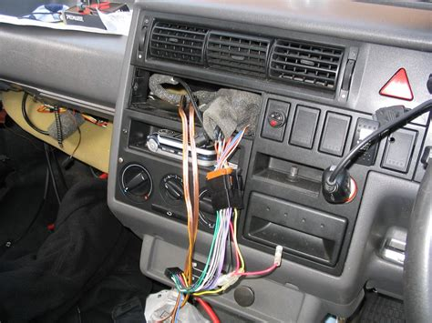 vw t4 dashboard wiring diagram 28 images vw