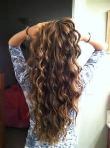 wave perm hair curly hairstyle to have beach waves tutorials pretty