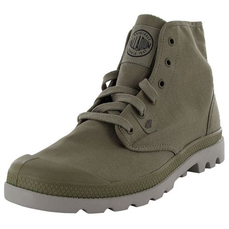 palladium mens pa hi lite ankle boot shoe ebay