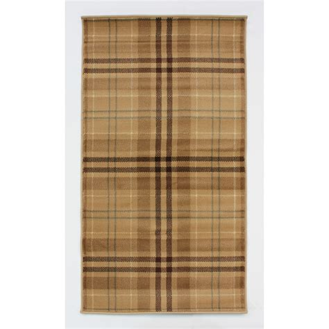 checked rug flair rugs glen kilry tartan checked floor rug ebay
