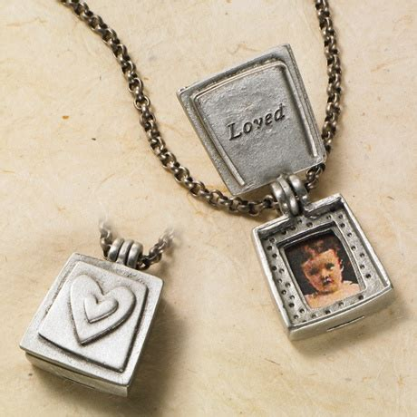 Be Loved Pewter Locket Necklace 241 best images about lockets on vintage style
