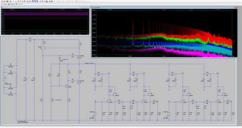 ltspice inductor simulation diyaudio rjm audio