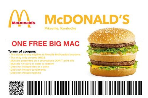 coupons mcdonalds november 2018